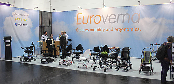 Stand RehaCare 2013