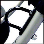 Collision hook carriage mount kit