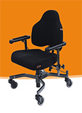 Euroflex work chairs