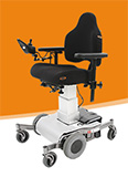 Euroflex Power wheelchairs